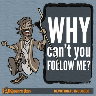 Why can't you follow me?
