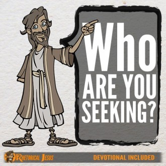 Who are you seeking?