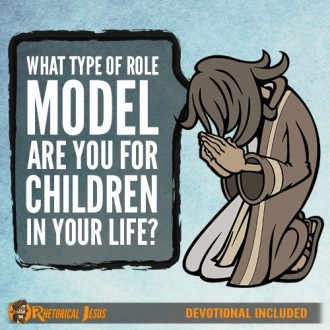 What Type Of Role Model Are You For Children In Your Life?