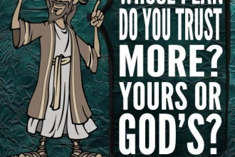 Whose plan do you trust more? Your's or God's?
