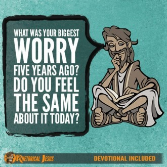 What Was Your Biggest Worry Five Years Ago? Do You Feel The Same About It Today?