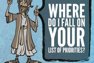 Where Do I Fall On Your List of Priorities?