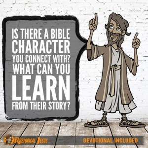 Is There A Bible Character You Connect With? What Can You Learn From Their Story?