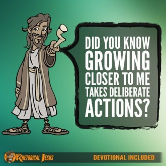 Did You Know Growing Closer To Me Takes Deliberate Actions?