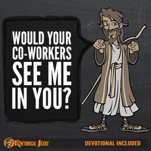 Would your co-workers see me in you?
