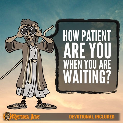 How Patient Are You When You Are Waiting?